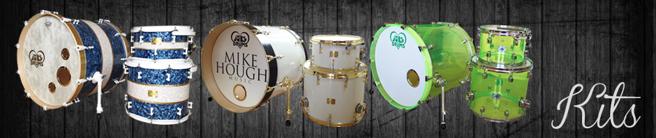 The home of AD Drums Custom Kits