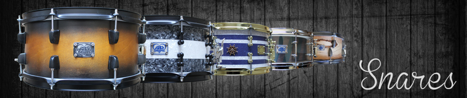 UK Custom Snare Drums