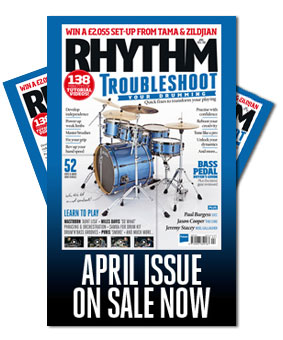 AD Custom Drums rhythm review
