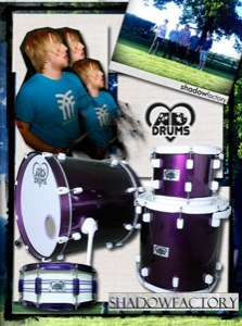 Players of AD Drums