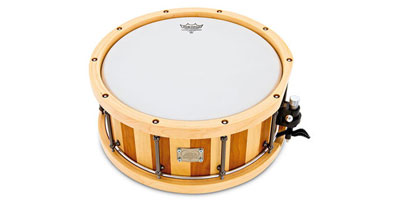 AD Drums Cherry and Maple Snare Drum