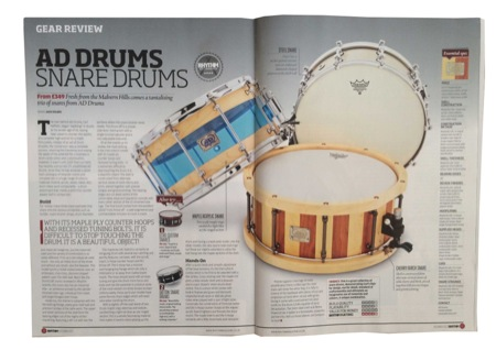 Rhythm Snare Reviews
