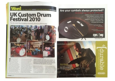 Custom Drum Show Editorial