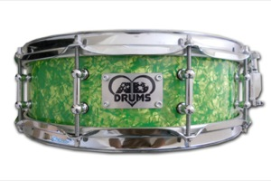 Lime Green Pearl / Chrome Hardware