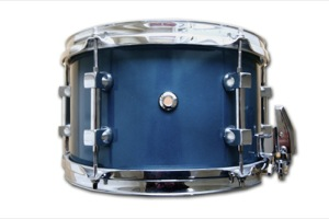 Metallic Blue Lacquer / Chrome Hardware