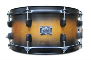 Sunburst Satin Stain / Black Hardware