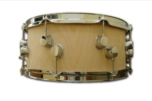 Natural Satin Oil Birch / Chrome Hardware