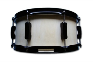 Natural Satin Oil Birch / Black Hardware
