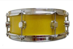 Yellow Sparkle Paint / Chrome Hardware