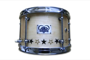 Gloss Lacquer With Stars / Chrome Hardware