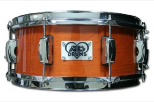 Orange Lacquer / Chrome Hardware